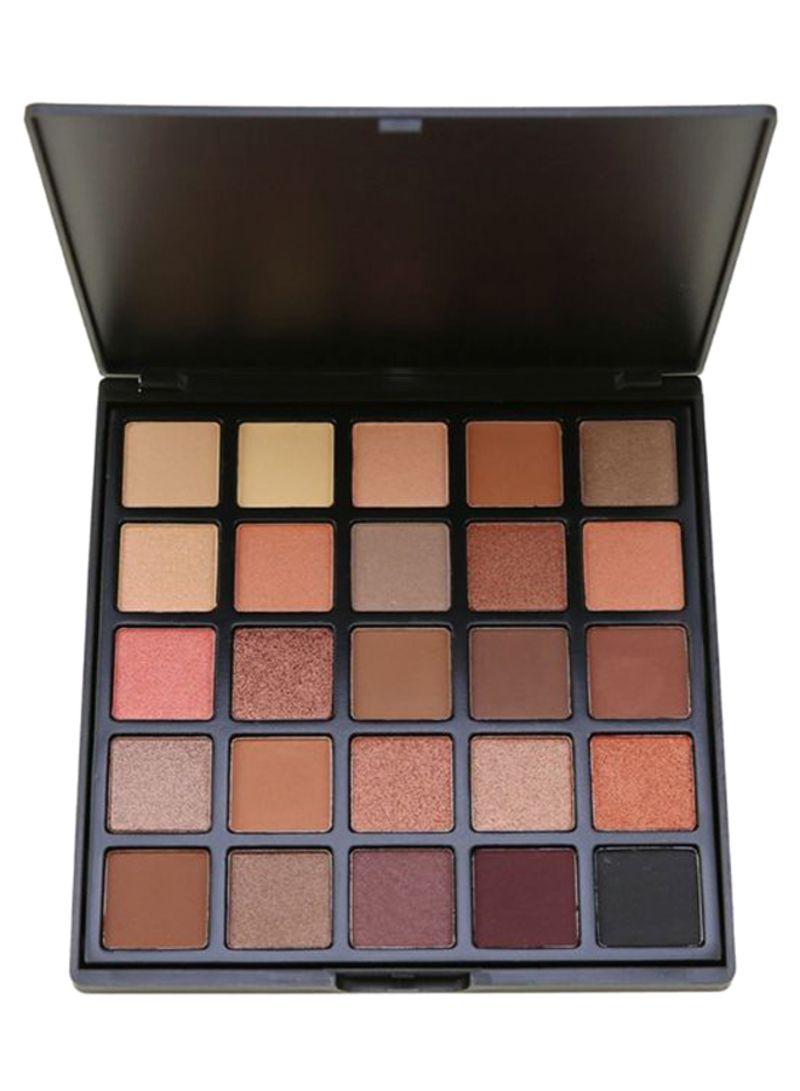 Glitter Makeup Eyeshadow Palette Multicolour
