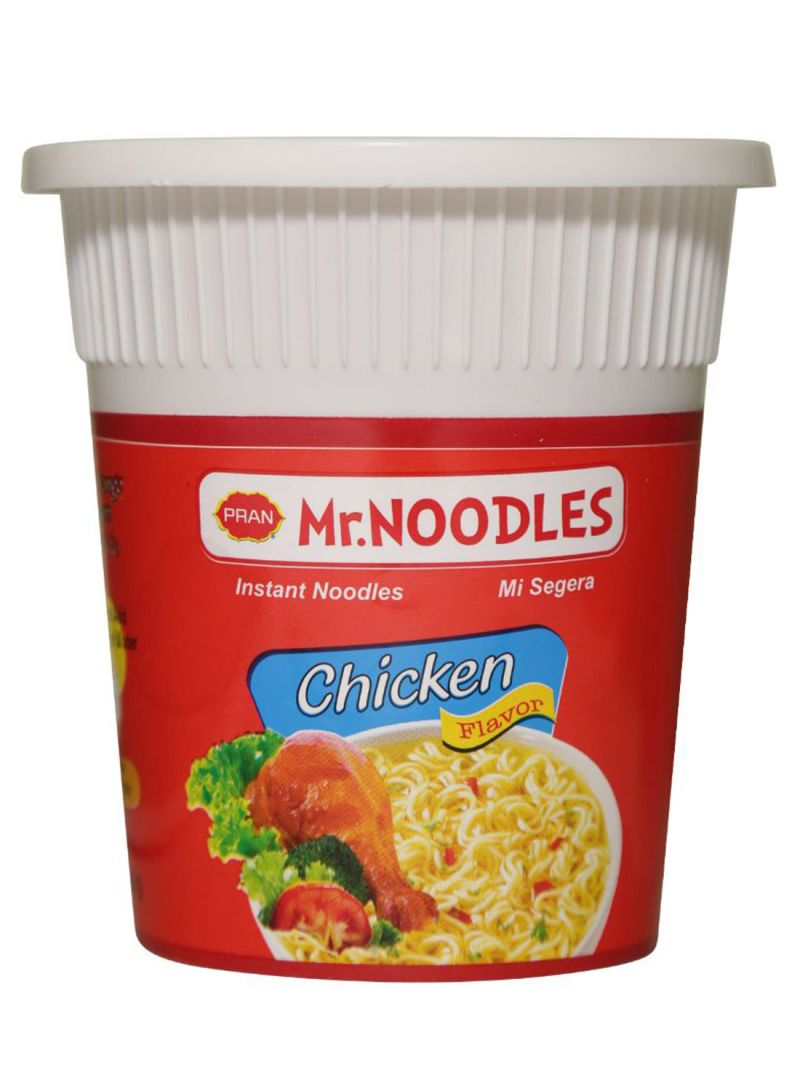 Mr. Noodles Instant Noodles Chicken Flavor 60 g