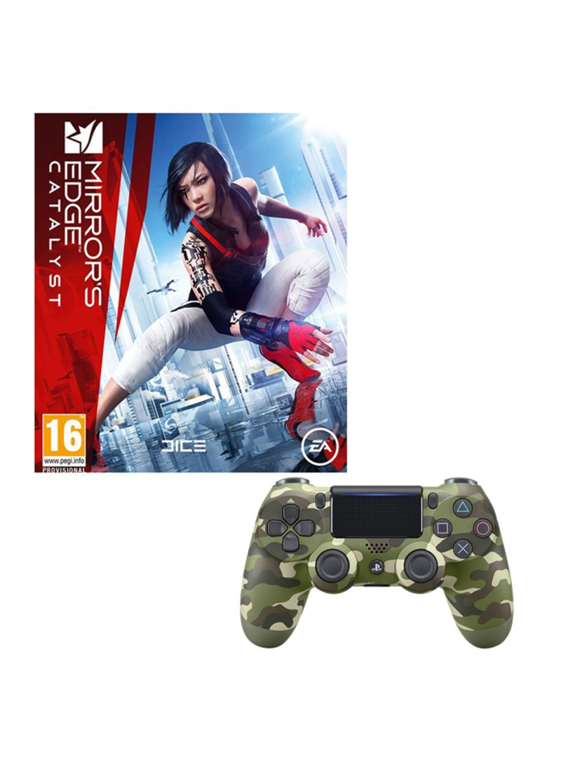 Mirrors Edge Catalyst  With Controller