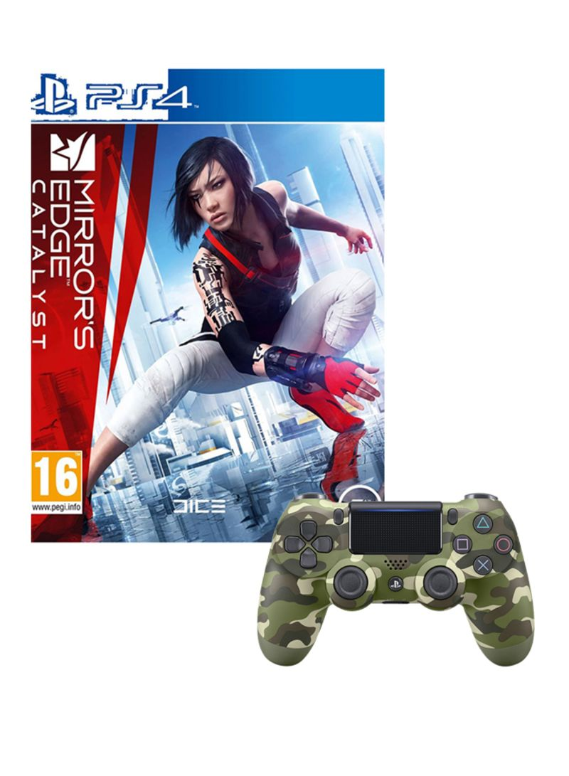 Mirrors Edge Catalyst - Region 2  With Controller