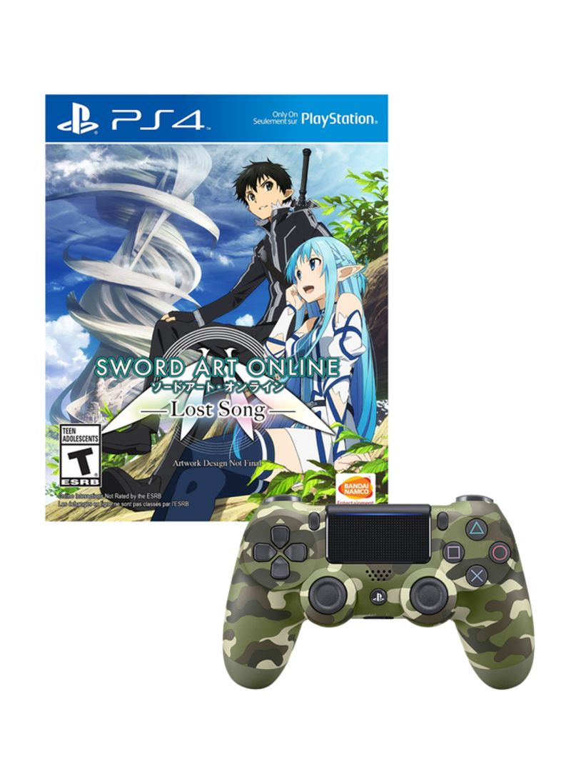Sword Art Online Lost Song  With Controller