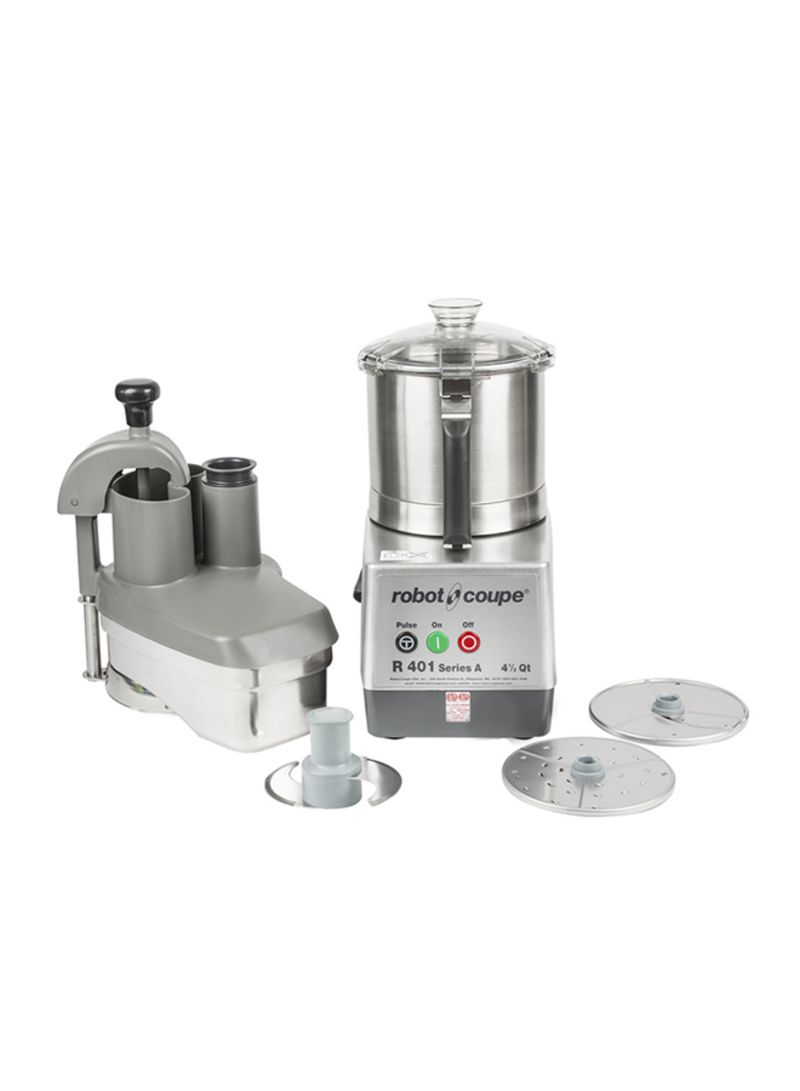 Food Processors 1.5 HP R 401 White/Grey/Silver