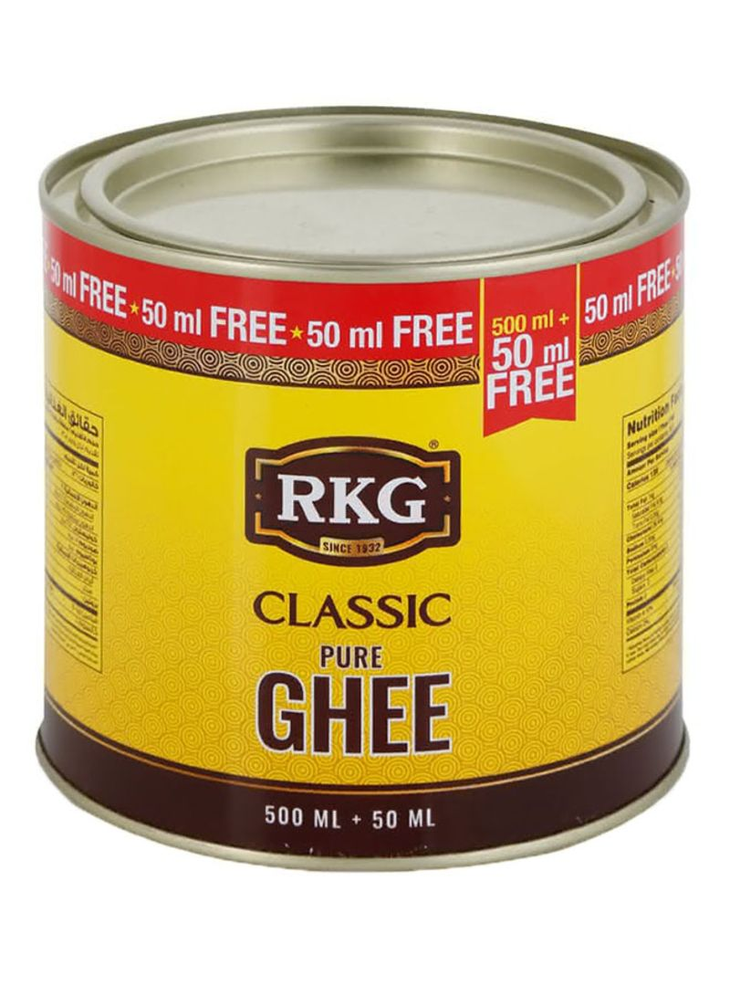 Classic Pure Ghee 550 ml
