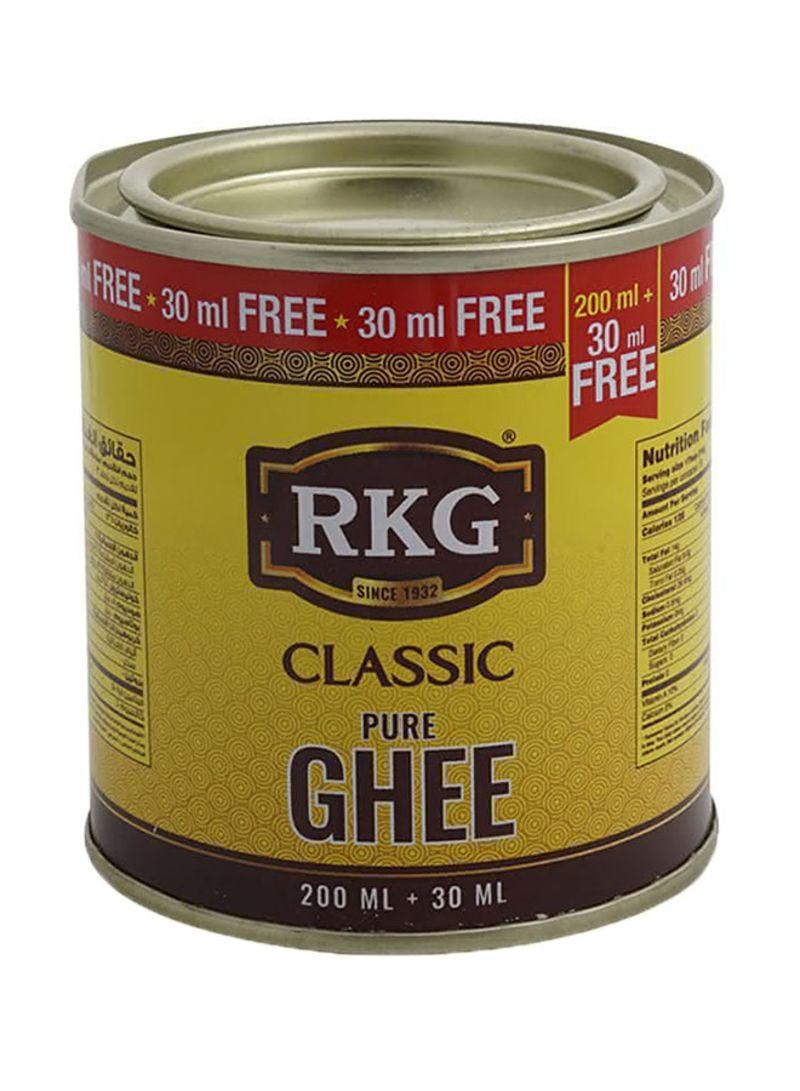Classic Pure Ghee 230 ml