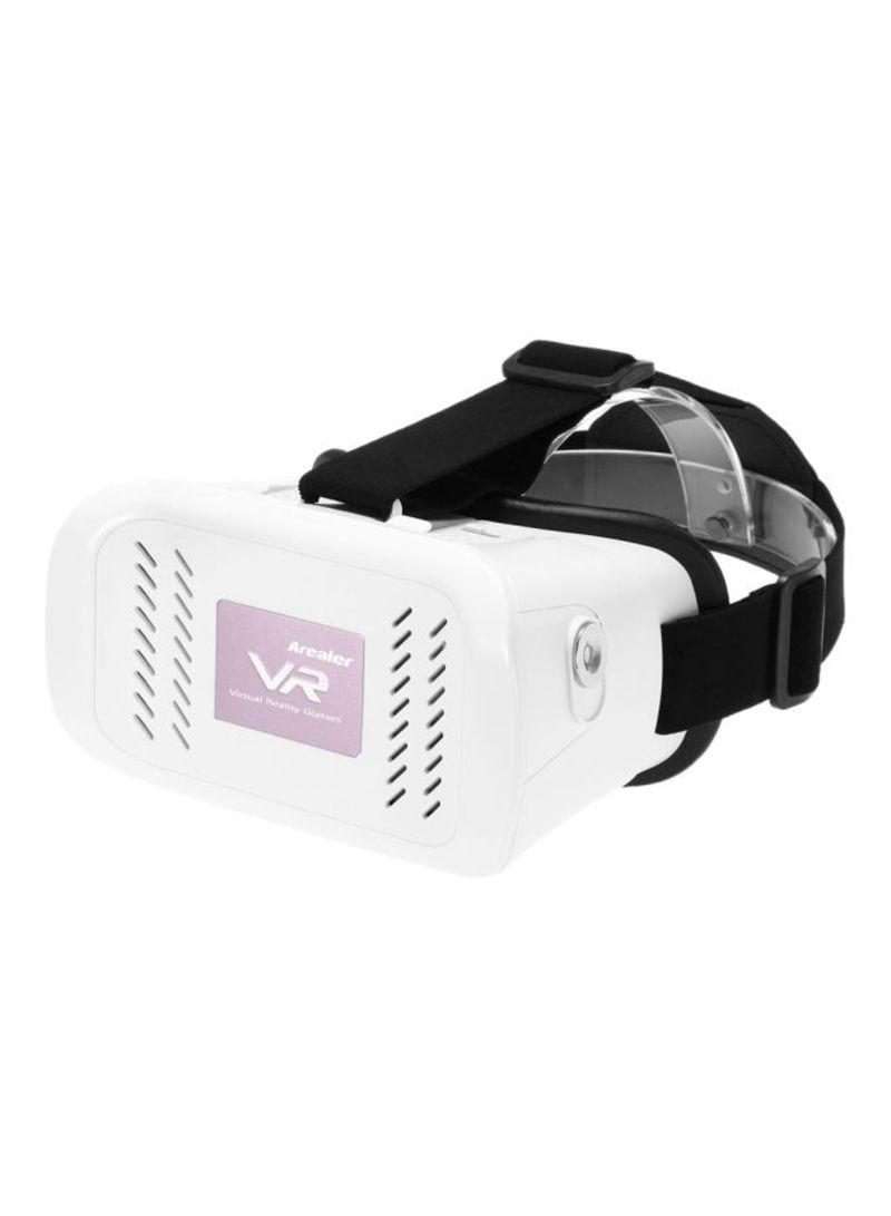 Virtual Reality 3D Glass White/Black