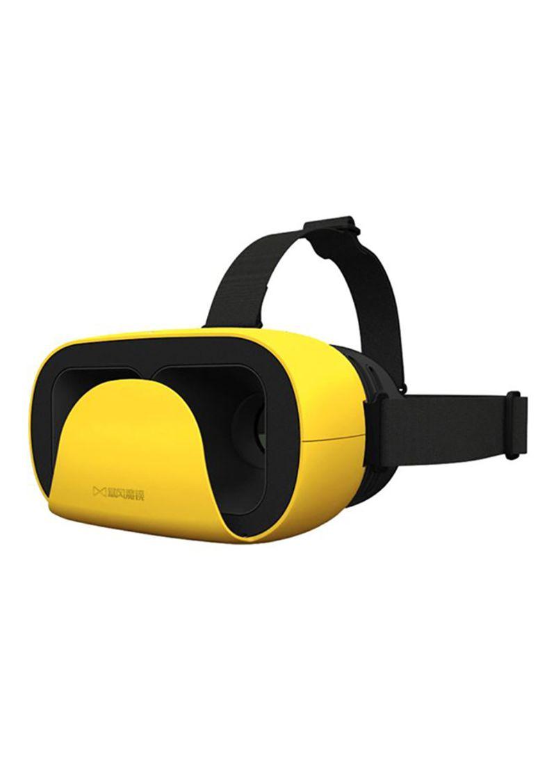 Virtual Reality 3D Glass Black/Yellow