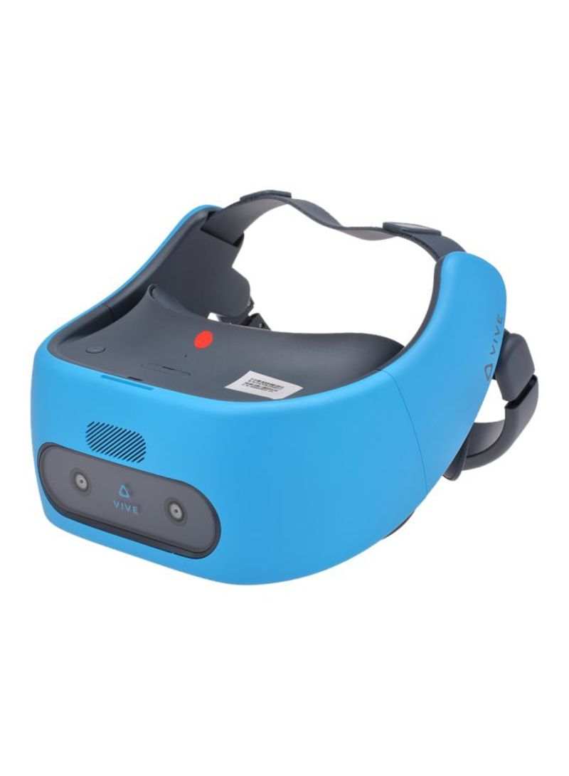 Head-mounted 3D Glasses Helmet With Controller