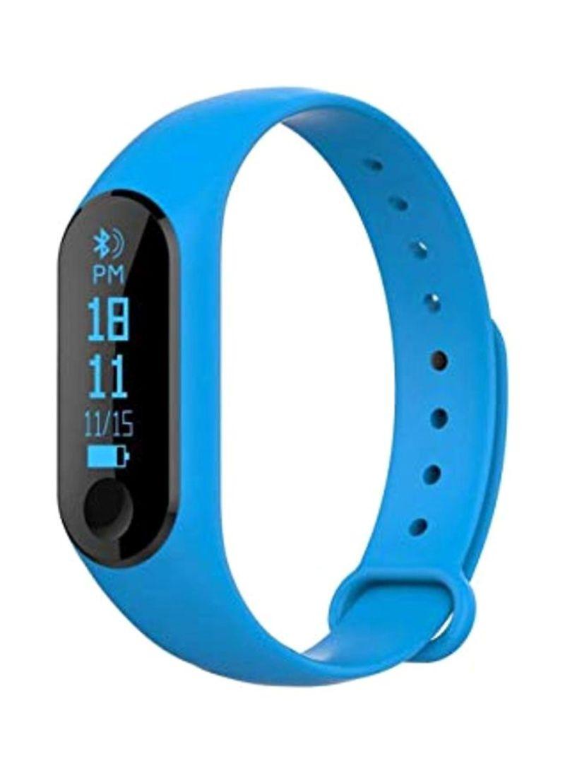 M3 Fitness Tracker Blue
