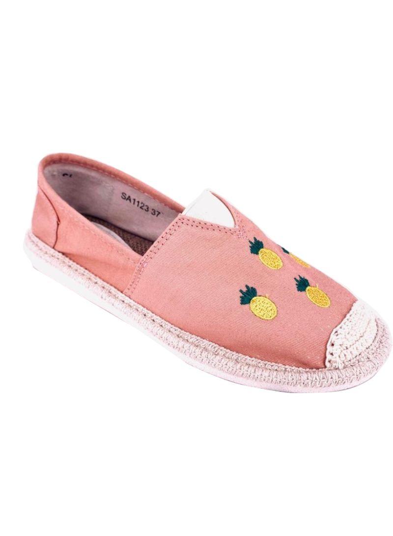 Flat Slip-On Shoes