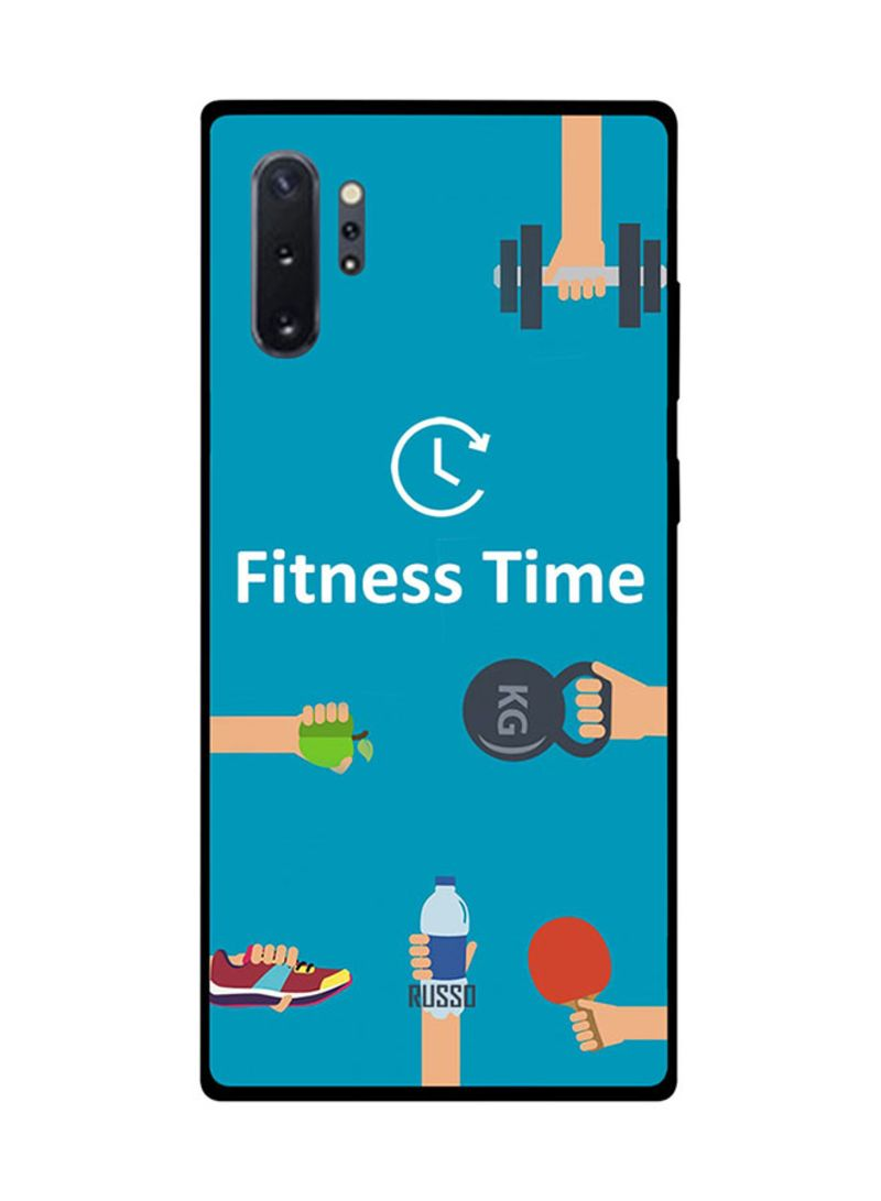 Protective Case Cover For Samsung Note 10 Pro Fitness Time