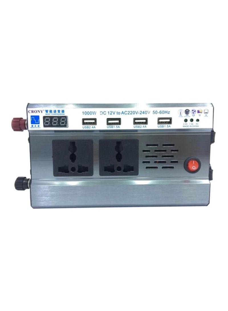 4 Port Intelligent Car Power Inverter