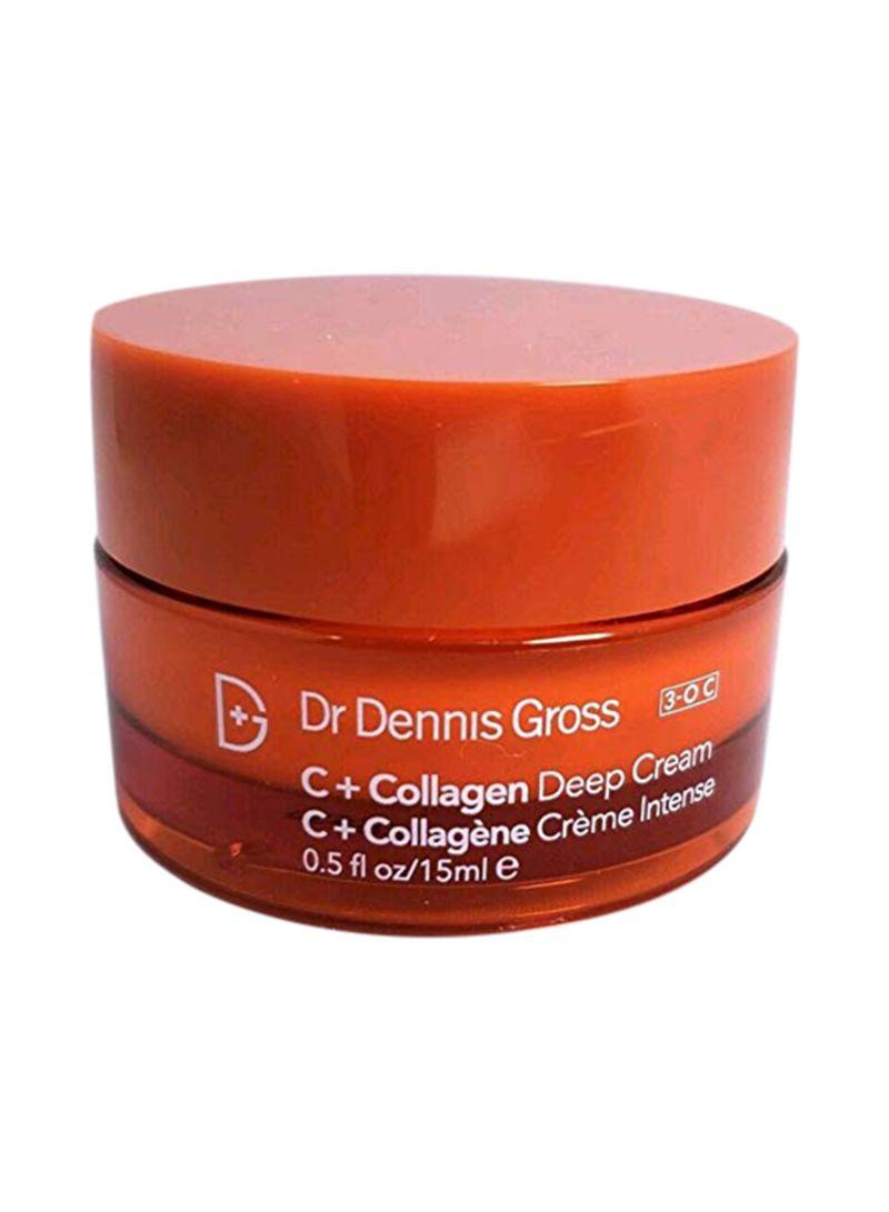 C+ Collagen Deep Cream Orange 15 ml