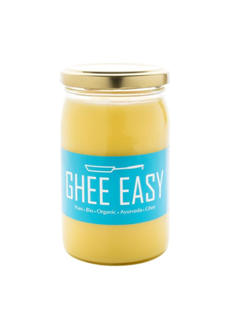 Organic Ghee Easy Plain 100 g