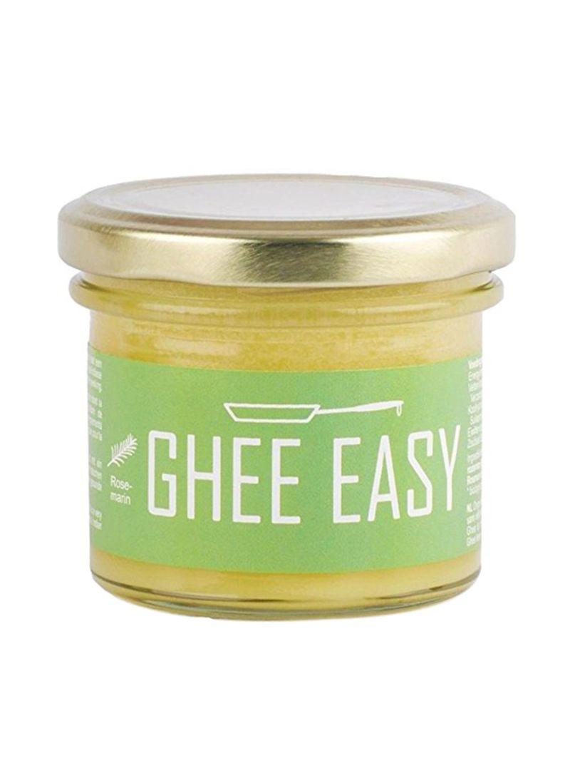 Organic Ghee Easy Rosemary 100 g