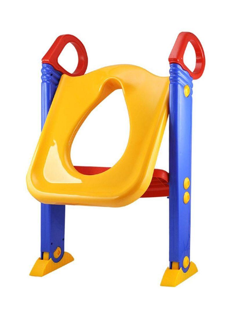 Adjustable Potty Training Toilet Ladder