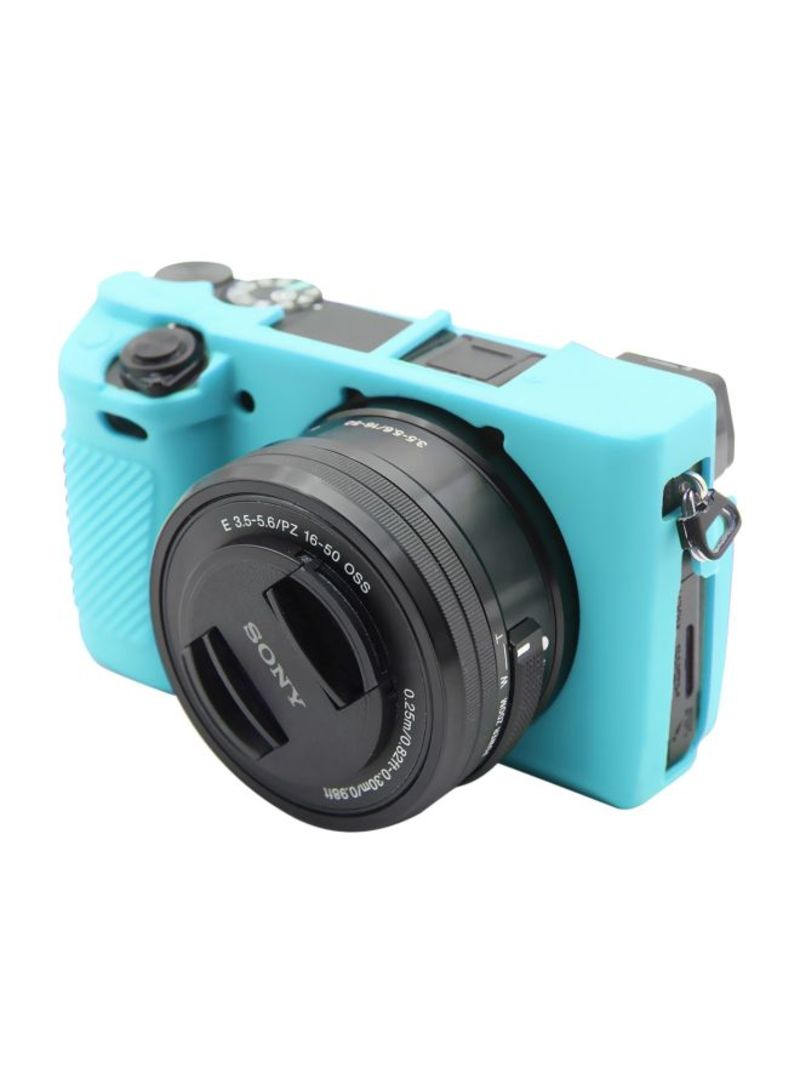 Protective Case For Sony ILCE-6300 Blue