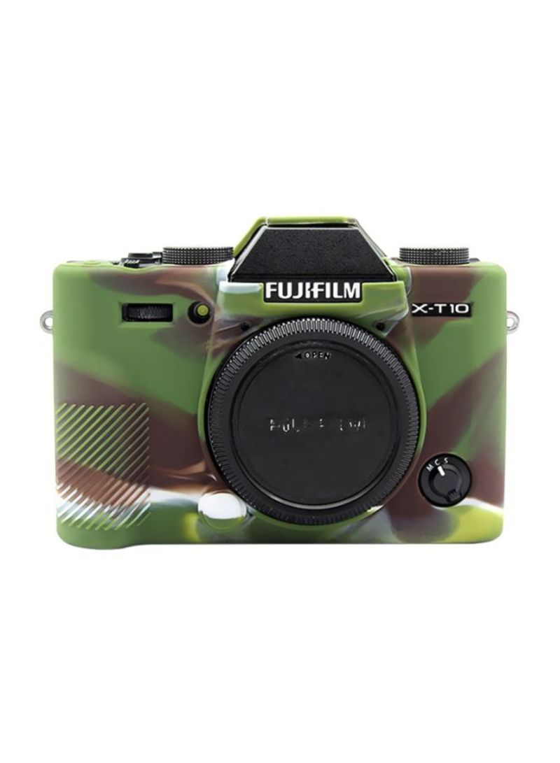 Protective Case For Fujifilm X-T20 Camouflage