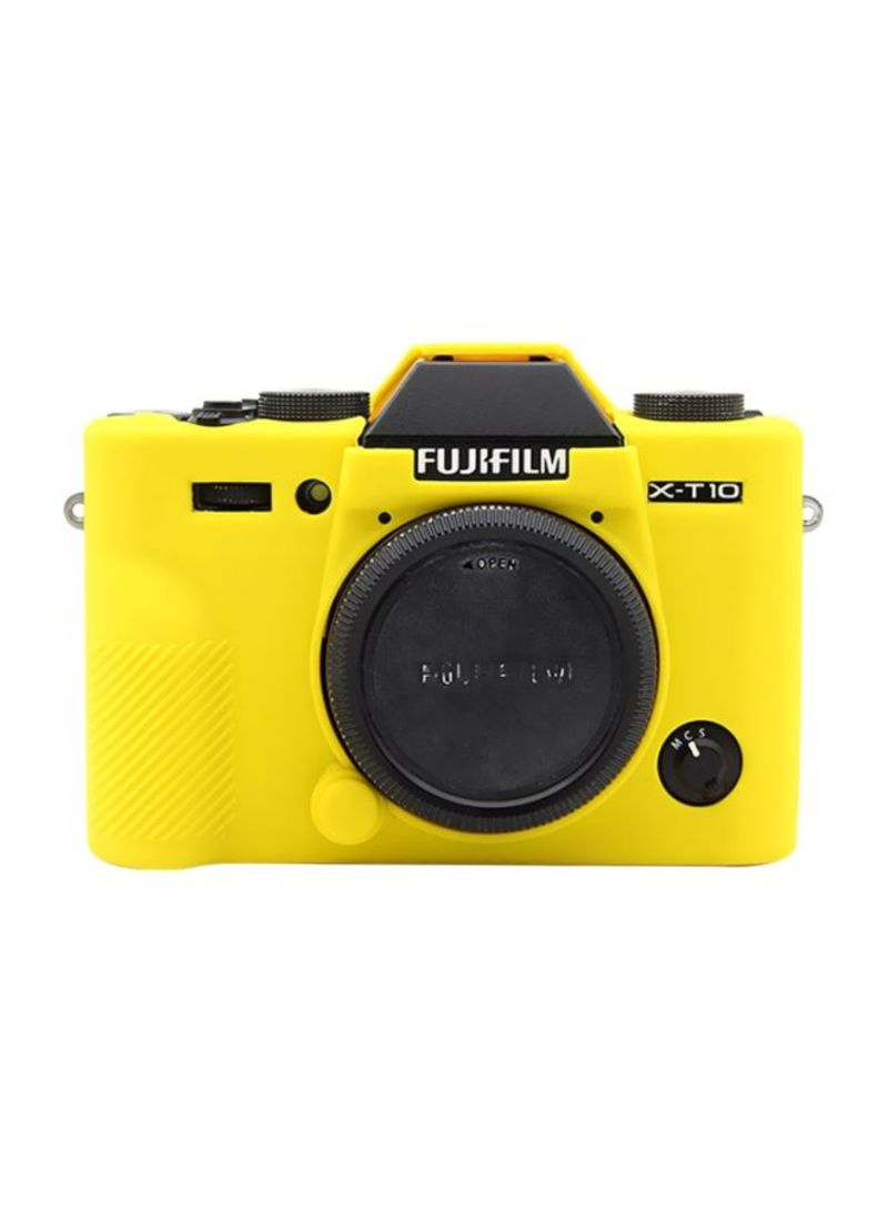 Protective Case For Fujifilm X-T20 Yellow
