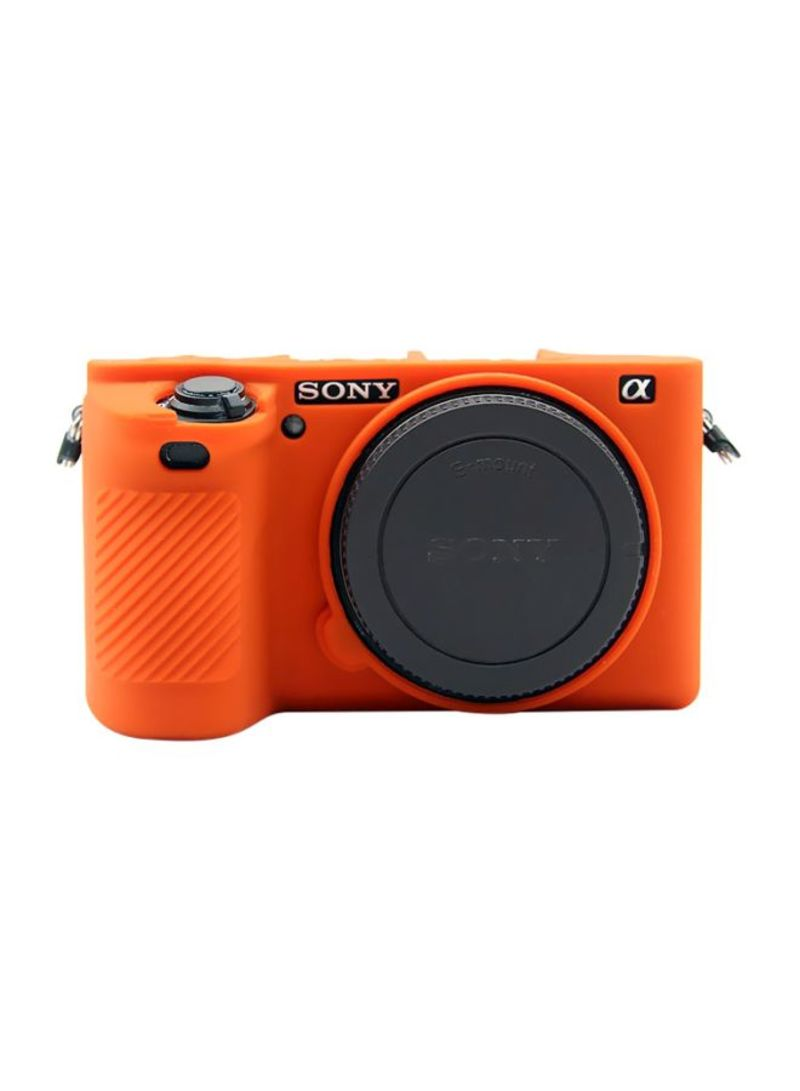 Protective Case For Sony ILCE-6500 Orange