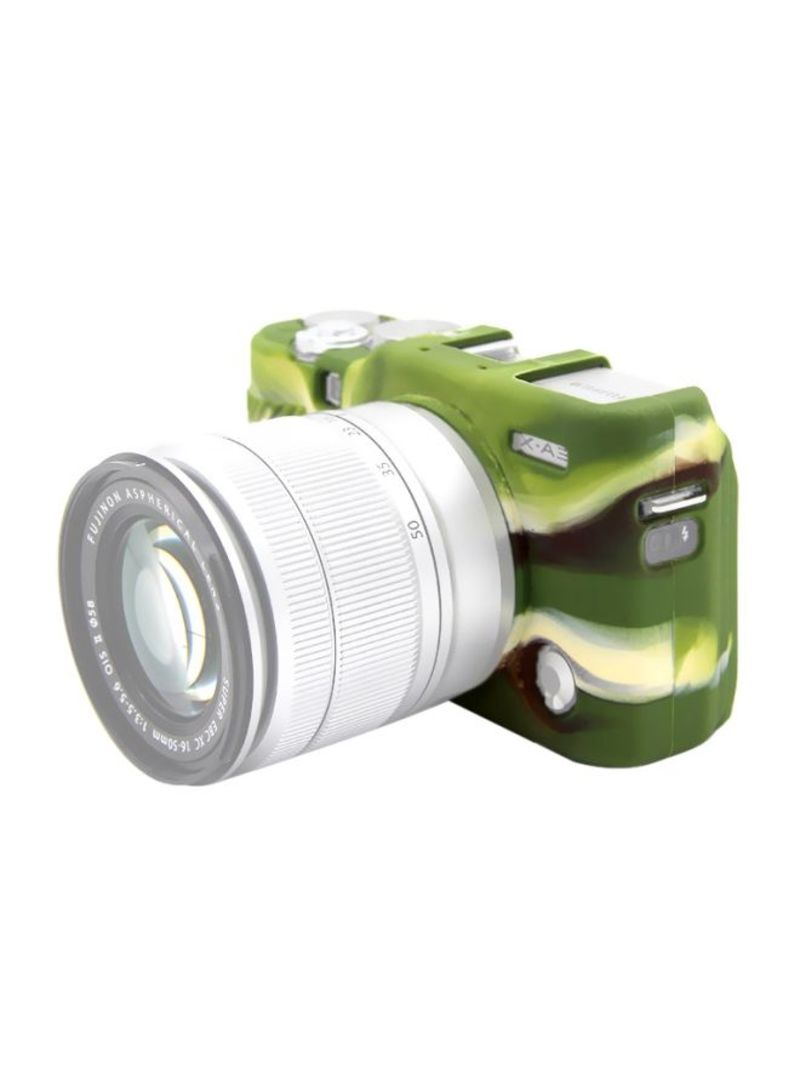 Protective Case For Fujifilm X-A3/X-A10 Camouflage
