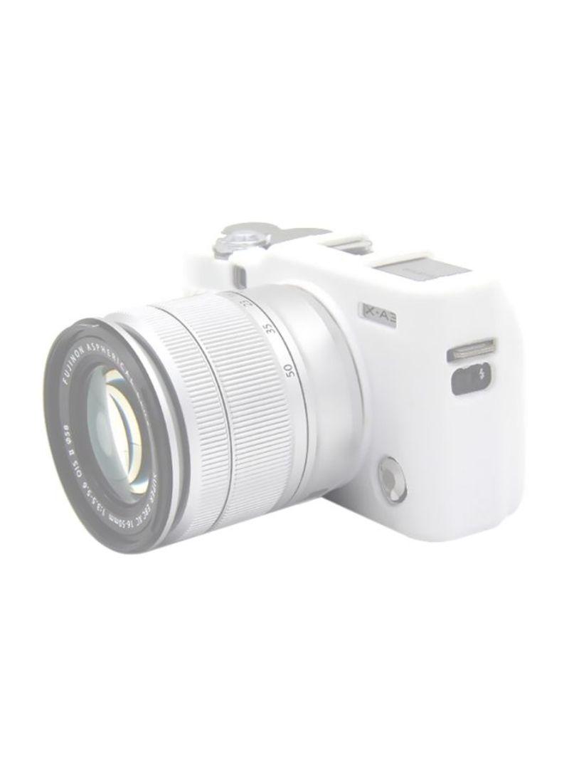 Protective Case For Fujifilm X-A3/X-A10 White