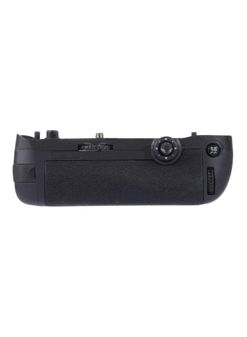 Vertical Camera Battery Grip For Nikon D750 Black