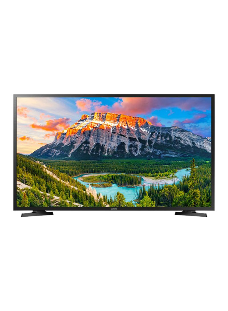 49-Inch Smart Full HD LED TV With Built-In Receiver UA49N5300AS Black