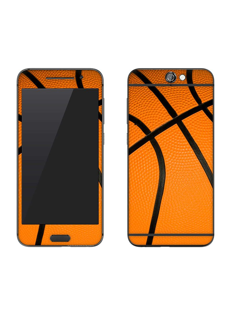 Vinyl Skin Decal For HTC One A9 Basketball