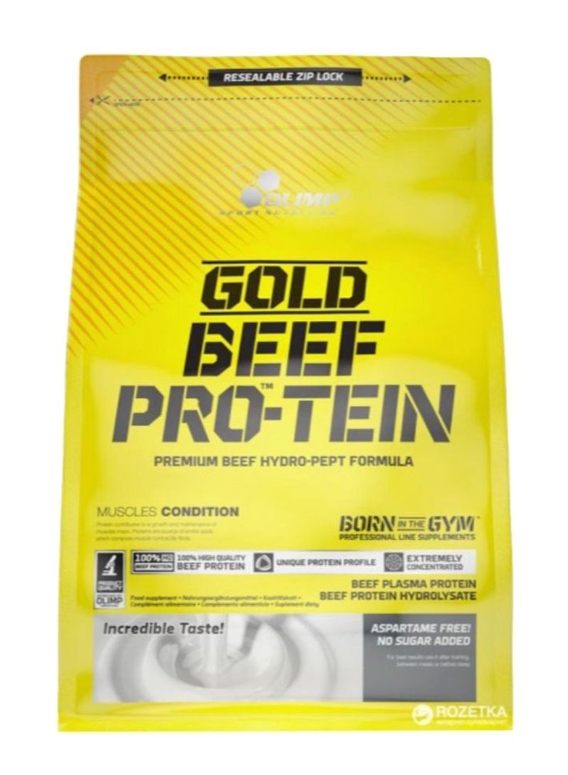 Gold Beef Protein Hydro-Pept Formula
