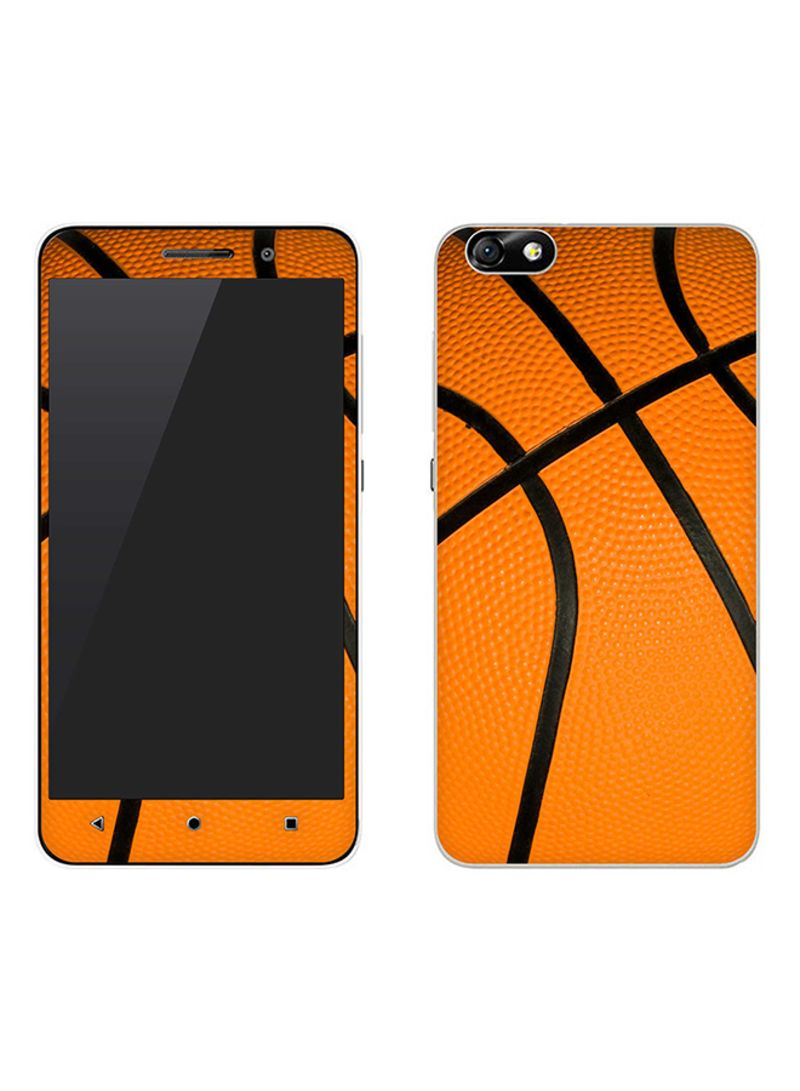 Vinyl Skin Decal For Huawei Honor 4X Basketball