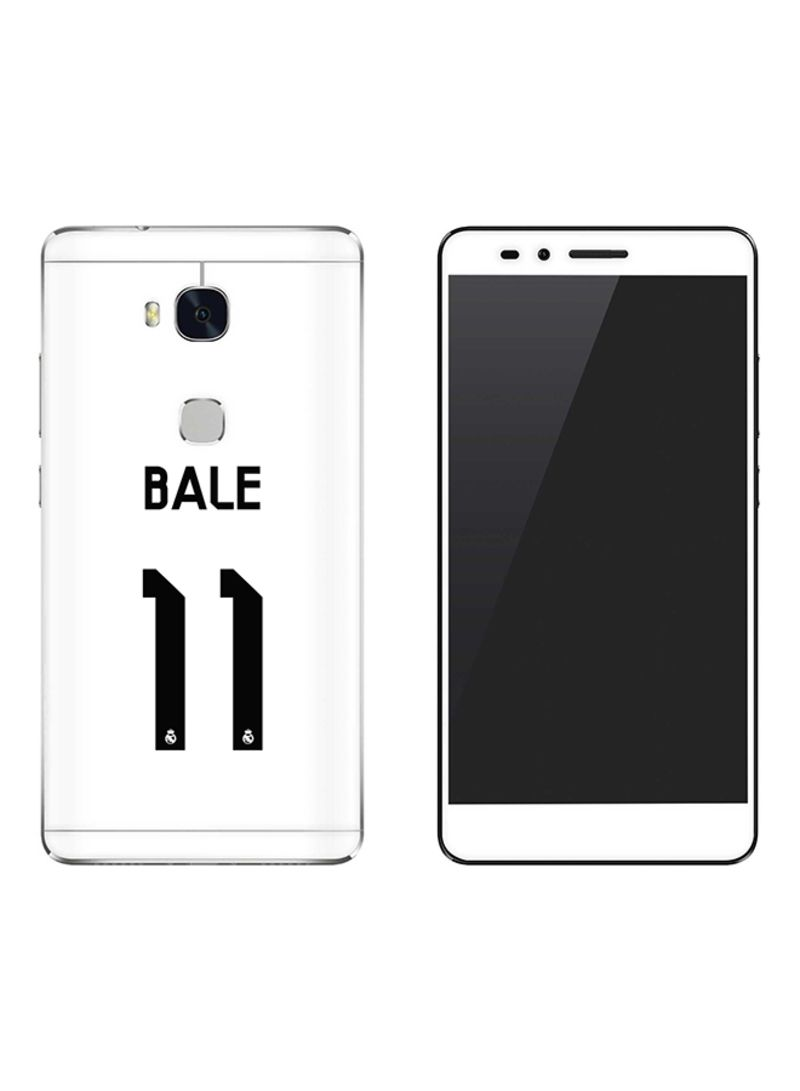Vinyl Skin Decal For Huawei Honor 5X Bale Real Jersey
