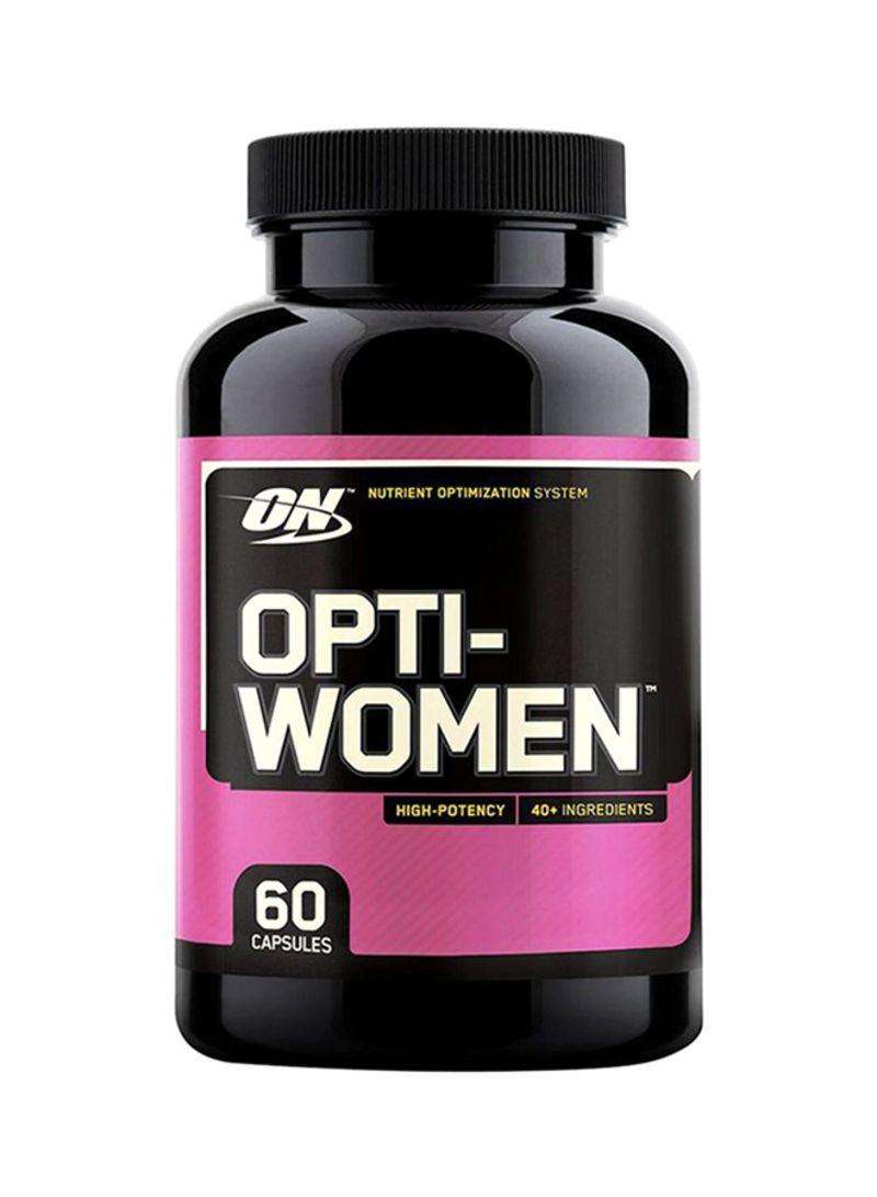 Nutrition Opti-Women - 60 Capsules