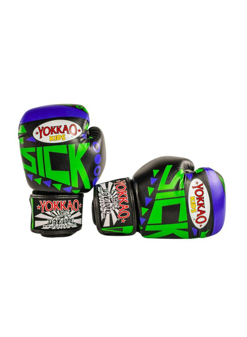 Sick Boxing Gloves 6 ounce