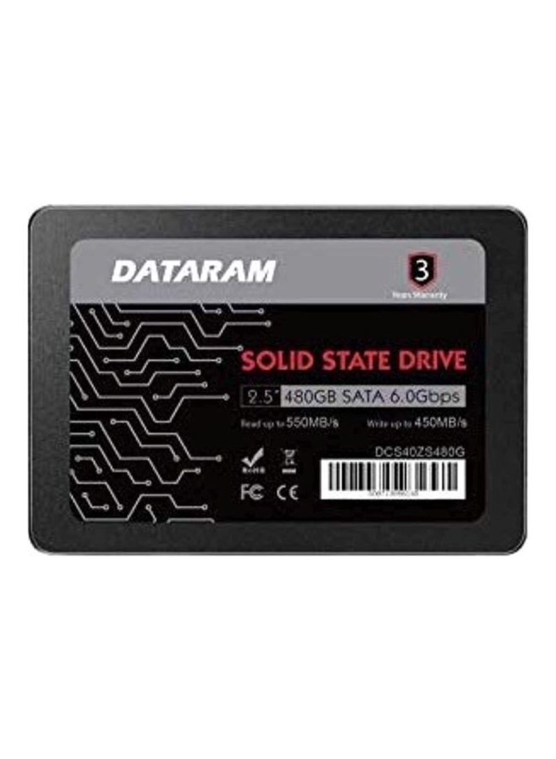 Internal SATA Solid State Drive For ASUS ROG Maximus IX Hero Black 480 GB