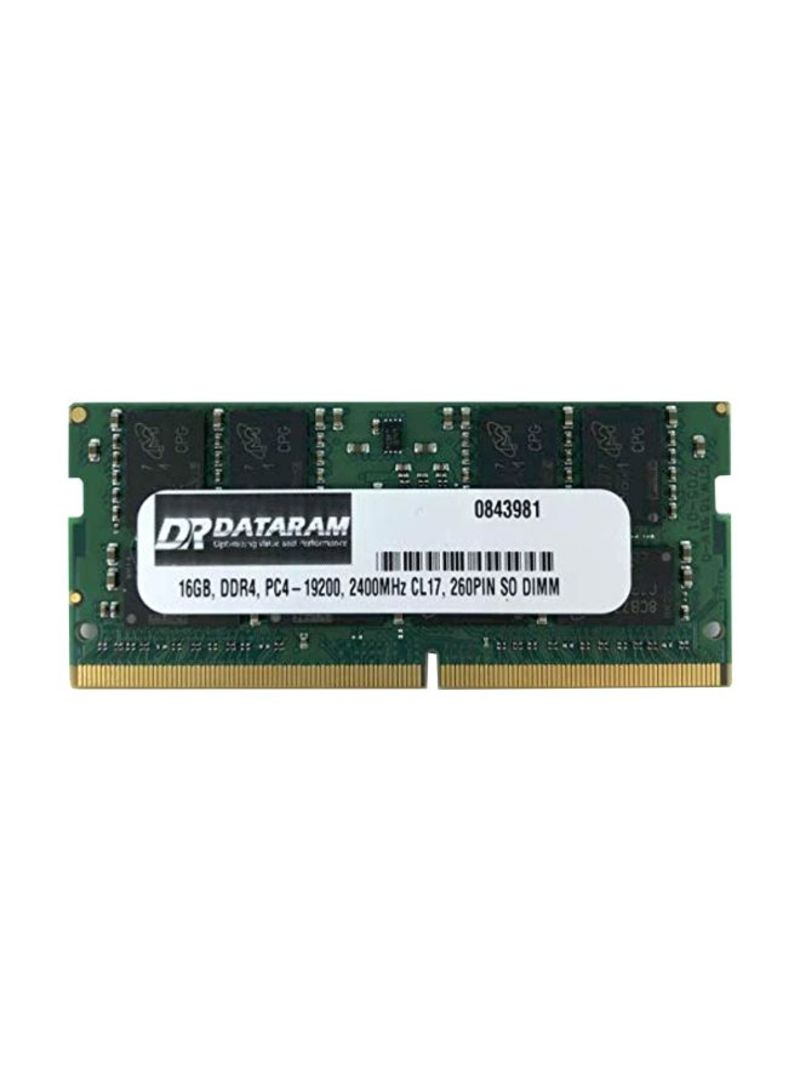 DIMM DDR3 RAM For Dell Alienware 15 R3 16 GB