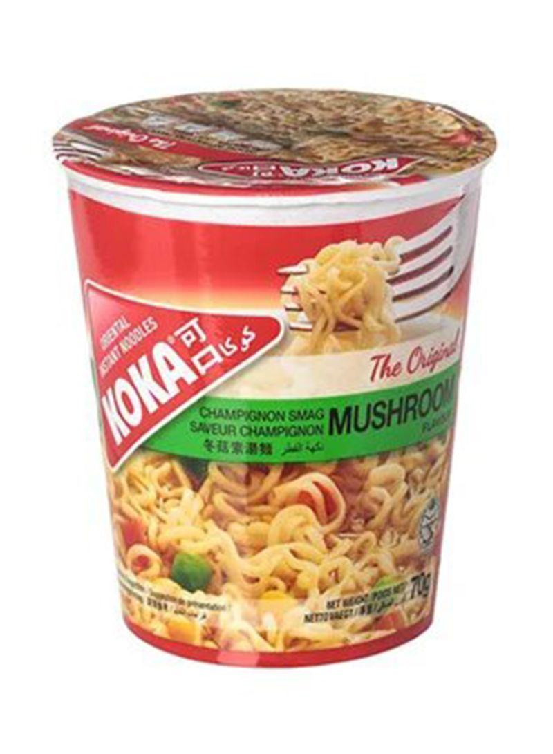 Mushroom Cup Noodles 75 g