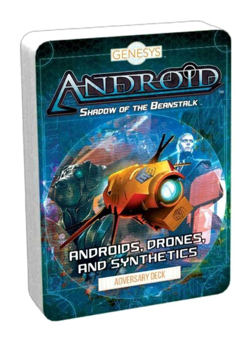 Genesys Androids Drones And Synthetics Card Game
