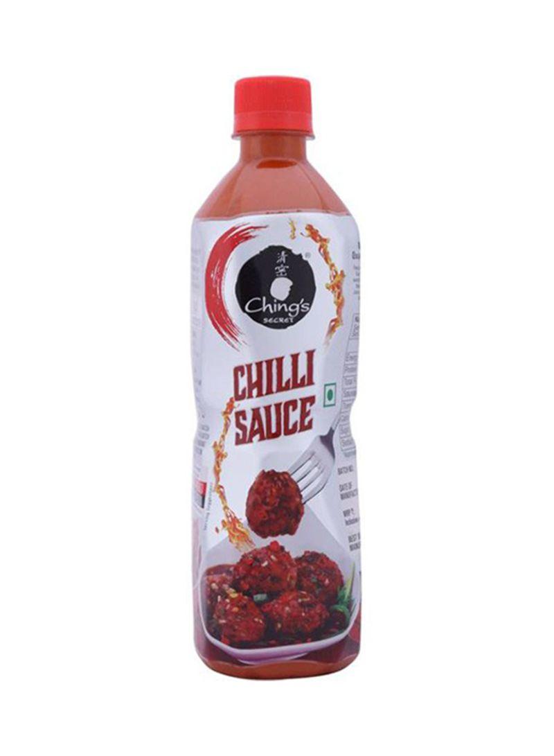 Secret Chilli Sauce 680 g