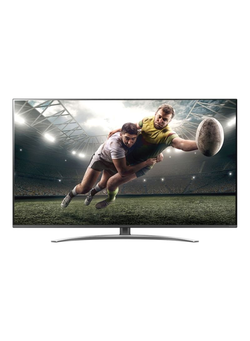 49-Inch Super 4K UHD Smart TV 49SM8100PVA Black