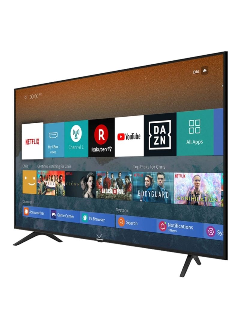 49-Inch Full HD Smart LED TV 49B6000PW Black