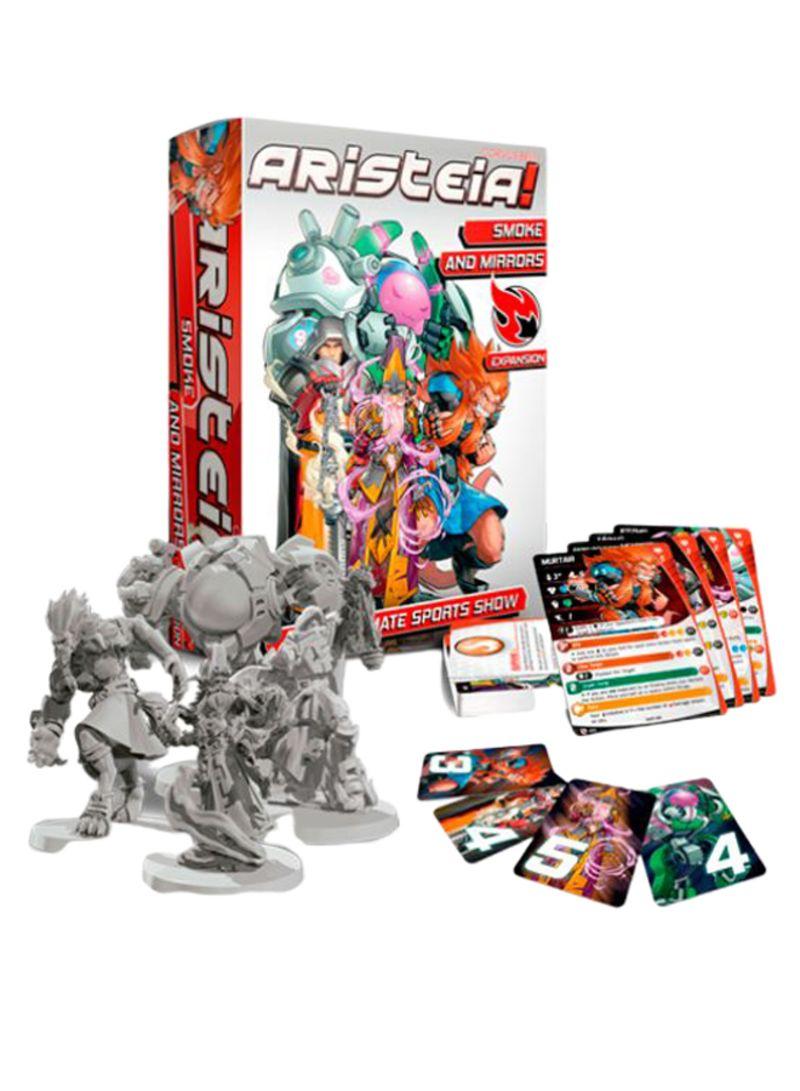 Aristeia - Smoke And Mirrors Action Game