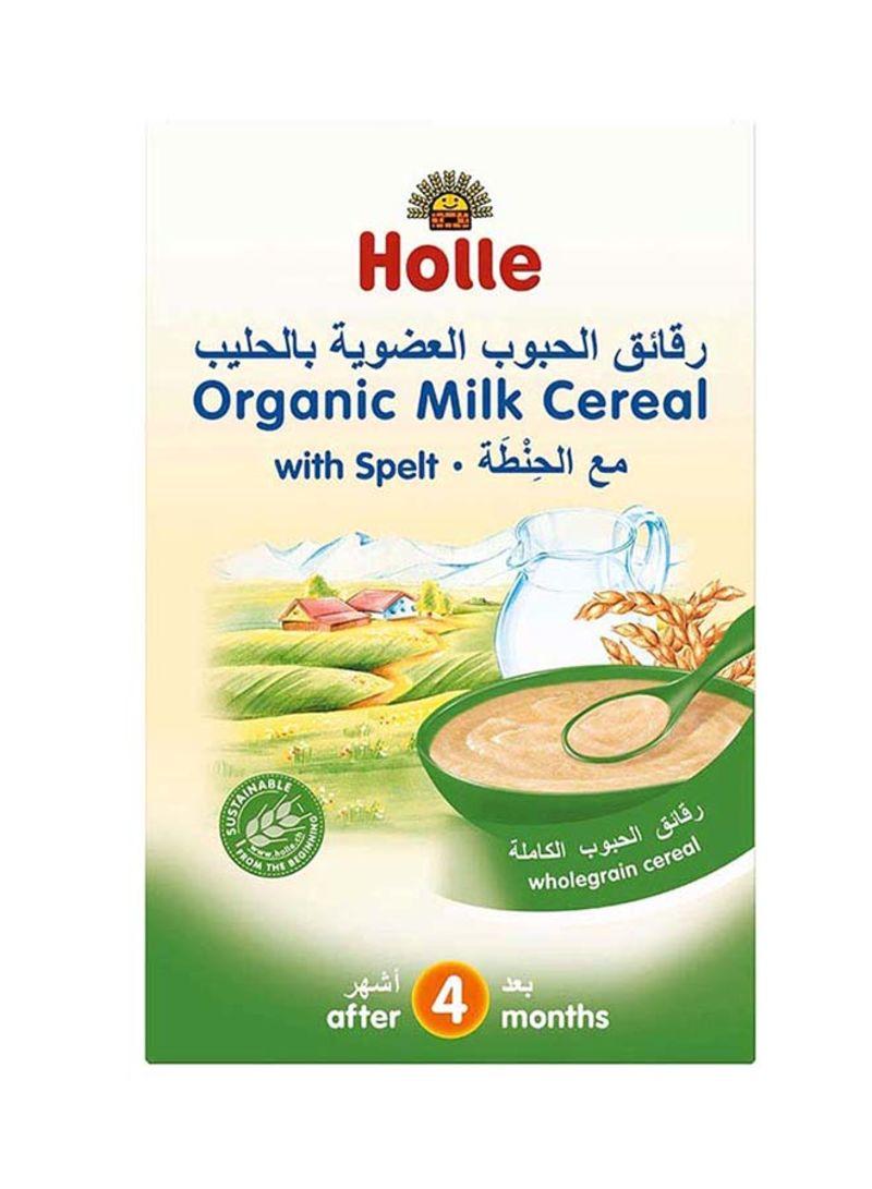 Organic Milk Cereal With Spelt 250 g