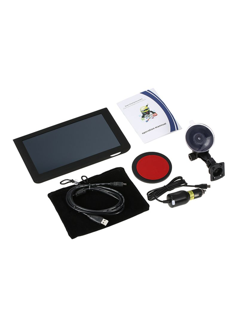 16GB Portable GPS Navigator With Accessories