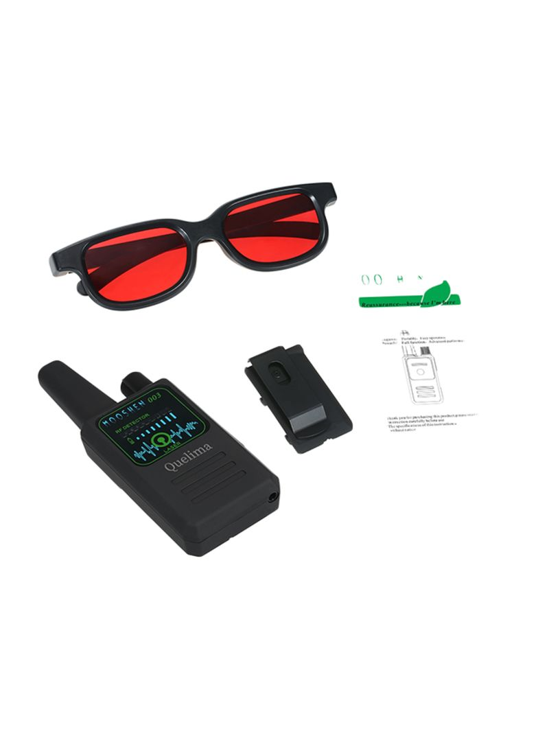 Wireless Finder GPS Tracker RF Signal Detector With Accessories