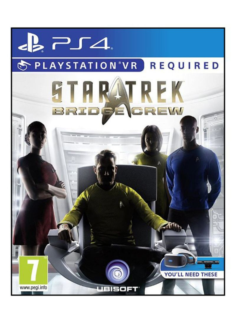 Star Trek Bridge Crew - VR PlayStation 4