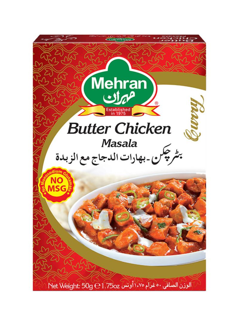 Butter Chicken Masala 50 g