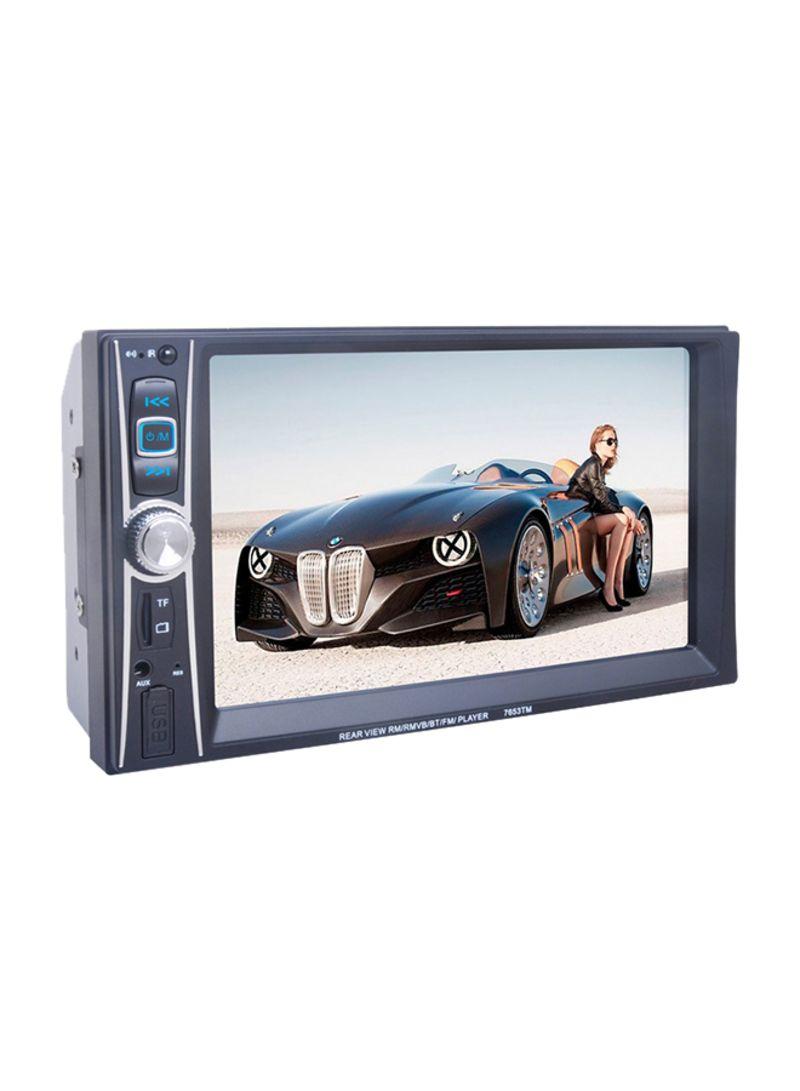 Car Stereo Radio Mp5 Audio Player