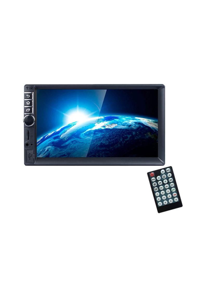 Lcd Touch Screen Car Stereo Radio With Mp5 Audio Player
