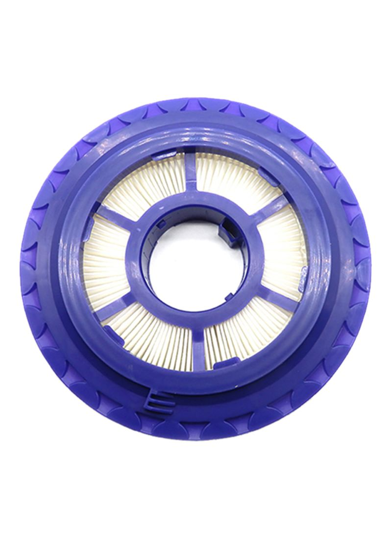 HEPA Motor Filter Replacement Vacuum Cleaners DW2325 Blue