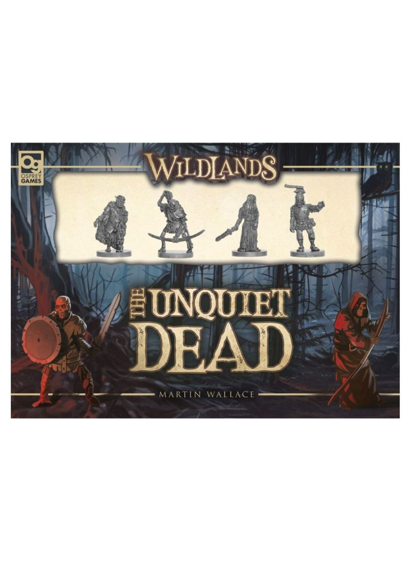 Wildlands The Unquiet Dead Board Games